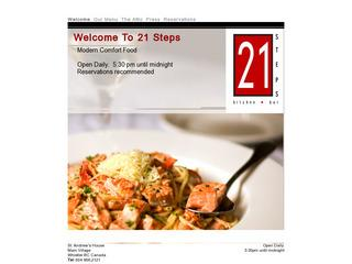 21 Steps :: Whistler Village :: Casual Dining