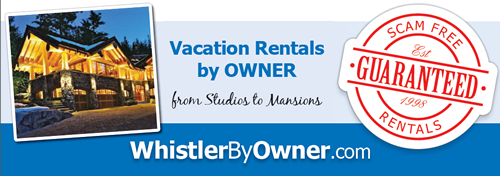 WhistlerbyOwner.com Vacation Rentals