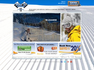 Black Tie Ski Rentals of Whistler :: Whistler :: Shopping