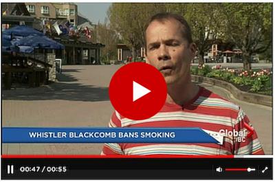 Whistler Bans Smoking Video with Dave Brownlie