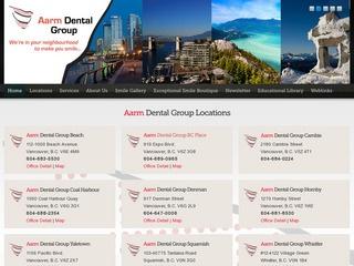 Aarm Dental Group :: Whistler Healthcare :: Massage & Medicine