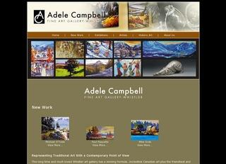 Adele Campbell Fine Art Gallery :: Whistler Village :: Fine Art