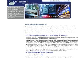 Advanced Parking Systems Ltd. :: Whistler Transportation :: Getting to Whistler