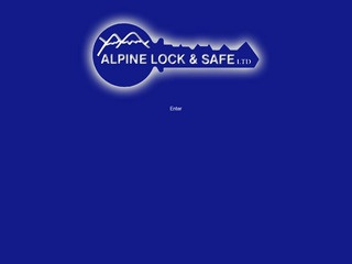 Alpine Lock & Safe Ltd. :: Whistler Services :: Property & Commercial