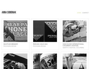 Anna Sobieniak Design :: Whistler Services :: Business & Professional