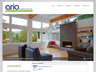 Ario Construction Inc. :: Whistler Services :: Construction & Trades