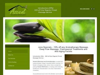 Ascent Whistler Wellness :: Whistler :: Spas Salons & Services