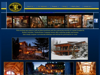 British Columbia Timberframe Co Ltd :: Whistler Services :: Construction & Trades