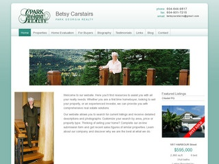 Park Georgia Realty :: Whistler :: Real Estate