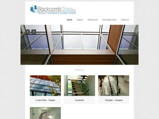 Blackcomb Glass Ltd. :: Whistler Services :: Construction & Trades