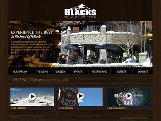 Black's Pub :: Whistler Pubs :: Bars in Whistler
