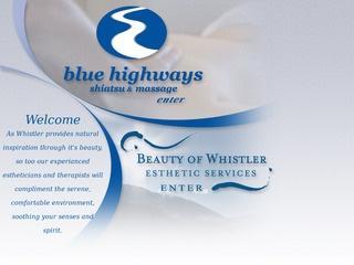 Blue Highways Shiatsu and Massage Inc. :: Whistler Healthcare :: Massage & Medicine