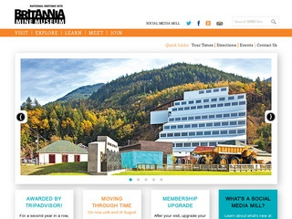 Britannia Mine Museum :: Whistler Tours :: Activities in Whistler