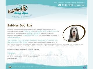 Bubbles Dog Spa :: Whistler :: Spas Salons & Services