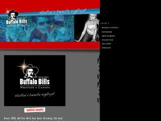Buffalo Bill's Bar & Grill :: Whistler Pubs :: Bars in Whistler