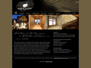 Cabin Fever Interiors Inc. :: Whistler Services :: Business & Professional