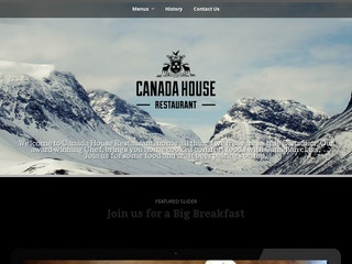 Canada House :: Whistler Village :: Casual Dining