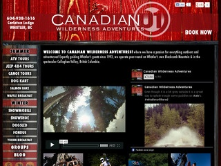 Canadian Wilderness Adventures Ltd :: Whistler Tours :: Activities in Whistler