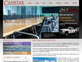 Canstar Restorations :: Whistler Services :: Construction & Trades