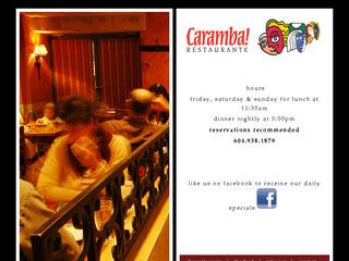 Caramba Restaurante :: Whistler Village North :: Casual Dining
