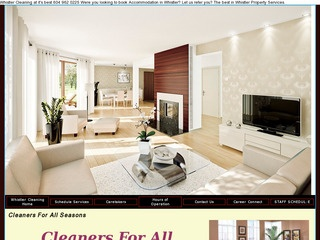 Cleaners For All Seasons :: Whistler Services :: Property & Commercial