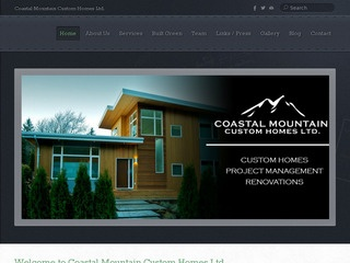Coastal Mountain Custom Homes Ltd. :: Whistler Services :: Construction & Trades