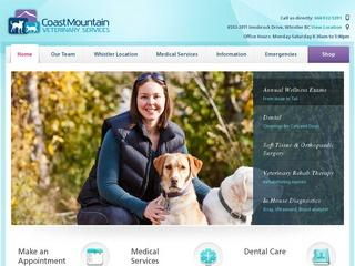 Coast Mountain Veterinary Services :: Whistler Healthcare :: Massage & Medicine