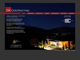 CR Design And Build Corp. :: Whistler Services :: Construction & Trades