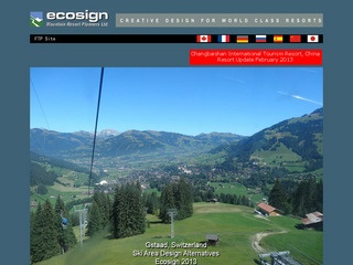 Ecosign Mountain Resort Planners Ltd. :: Whistler Services :: Business & Professional