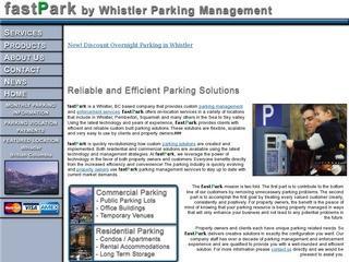 FastPark :: Whistler Transportation :: Getting to Whistler