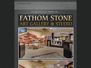 Fathom Stone Arts :: Whistler :: Shopping