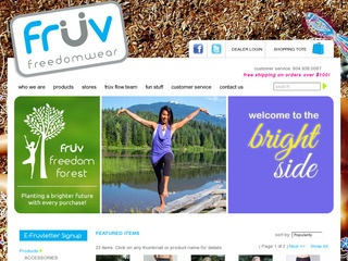 Fruv Freedomwear Ltd. :: Whistler :: Shopping