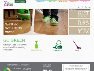 Green Clean Ltd :: Whistler Services :: Property & Commercial