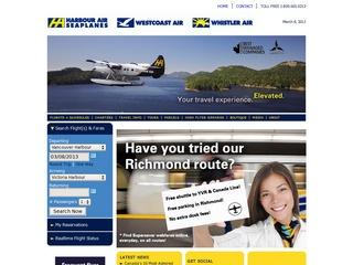 Whistler Air  :: Whistler :: Air Charter Service