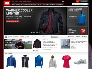 Helly Hansen (The Westin Resort) :: Whistler :: Shopping