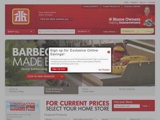 Whistler Home Hardware :: Whistler :: Shopping