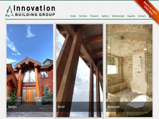 Innovation Building Group Inc. :: Whistler Services :: Construction & Trades