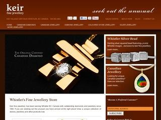 Keir Fine Jewellery :: Whistler Village :: Fine Jewellery