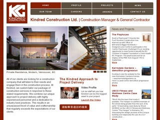 Kindred Construction Ltd. :: Whistler Services :: Construction & Trades