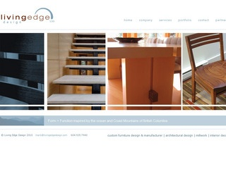 Living Edge Design :: Whistler Services :: Business & Professional