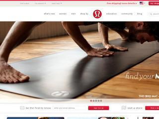 Lululemon Athletica :: Whistler Village :: Clothing