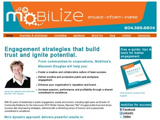 Mobilize Strategies Inc. :: Whistler Services :: Business & Professional