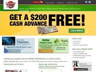 Money Mart :: Whistler Services :: Finance & Insurance