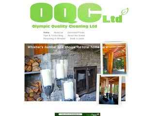 Olympic Quality Cleaning Ltd. :: Whistler Services :: Property & Commercial