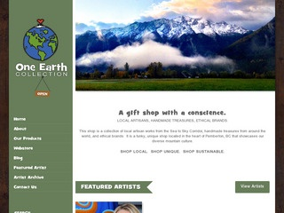 One Earth Collection Ltd :: Whistler :: Shopping