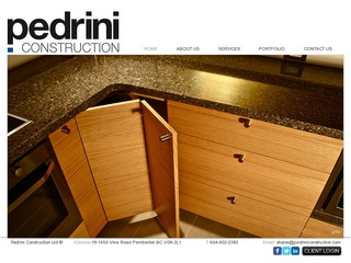 Pedrini Construction Ltd. :: Whistler Services :: Construction & Trades