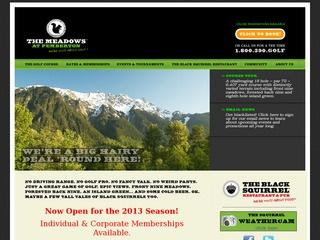 Sunstone Ranch Golf Course Ltd :: Whistler :: Golf Courses