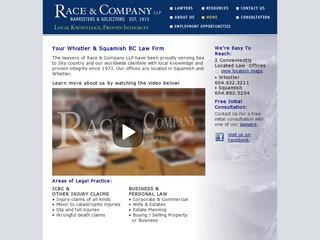 Race & Company :: Whistler Services :: Business & Professional