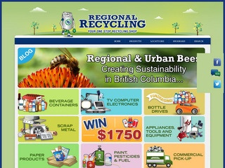 Regional Recycling Whistler :: Whistler Services :: Property & Commercial