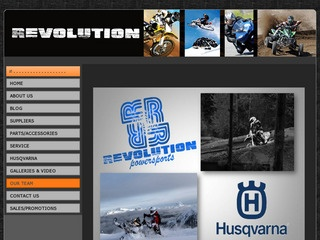 Revolution Powersports Repair :: Whistler :: Shopping
